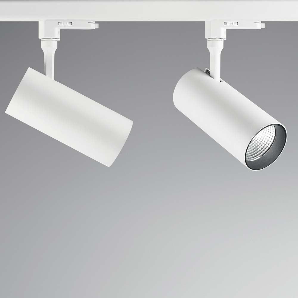 Ideal Lux Schienenleuchte Smile 20W Cri80 20 3000K Weiß 1
