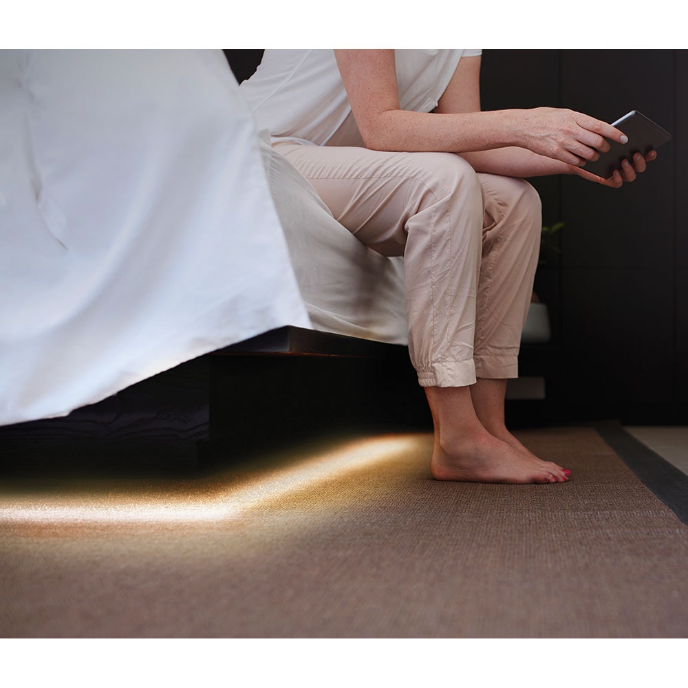 2er-Set LED-Stripe Pidio mit Sensor Warmweiß 3
