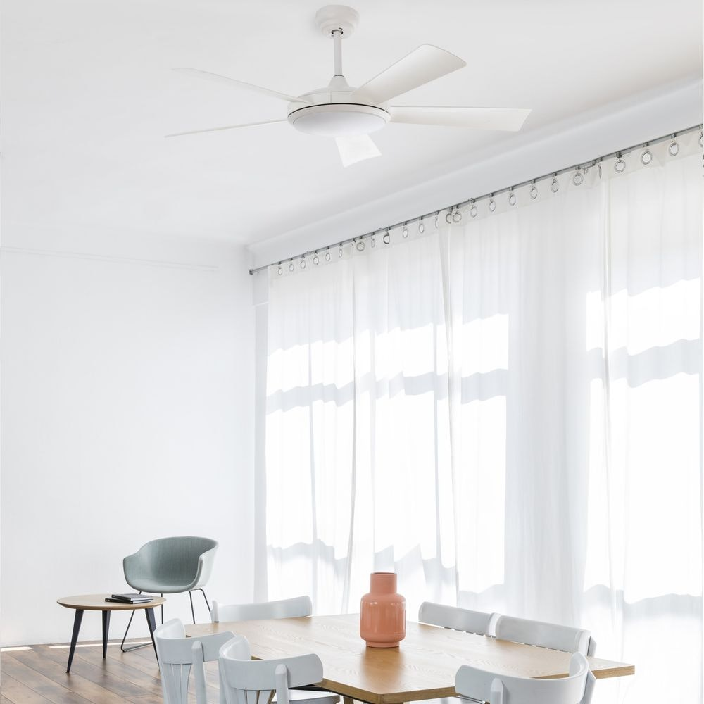 Saona LED Deckenventilator Ø 132cm Weiß 2