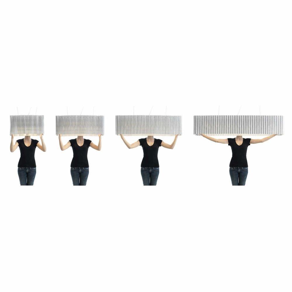 Luceplan Hängelampe Plisee 60-160cm ausziehbar thumbnail 4