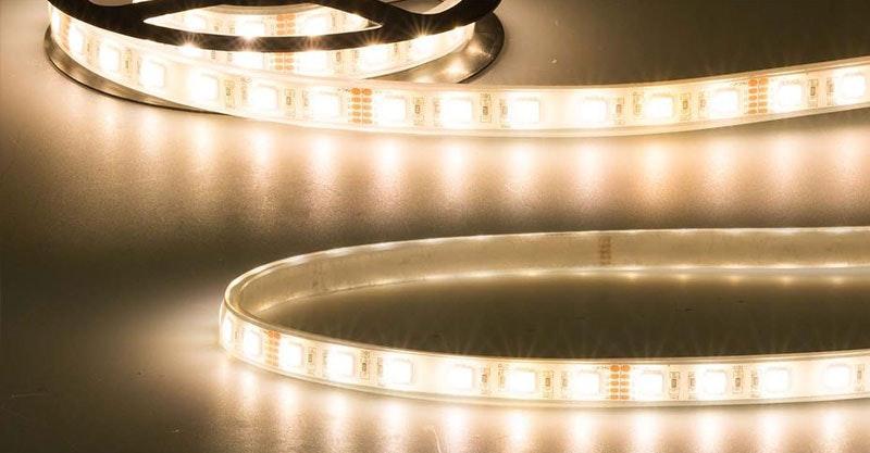 LED-Strips Wasserdicht