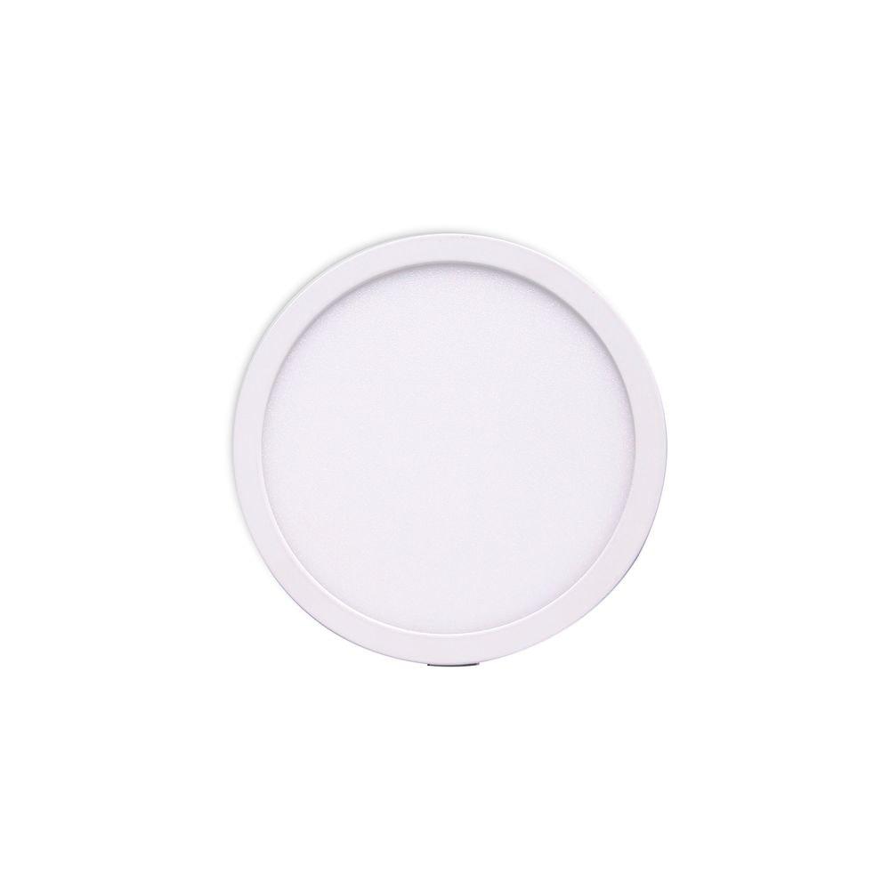 Mantra Saona runde LED-Einbauleuchte Weiß-Matt 2