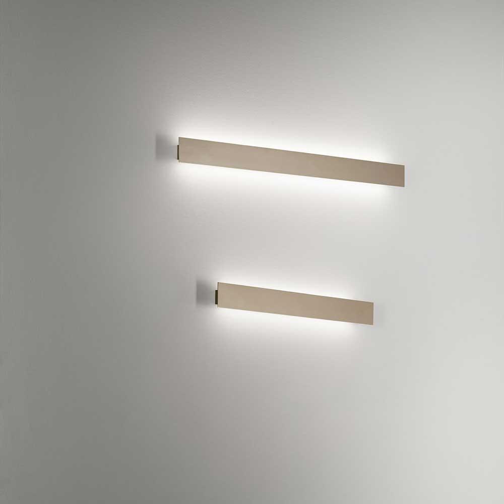 Fabas Luce LED Wandleuchte Lotus Aluminium 4