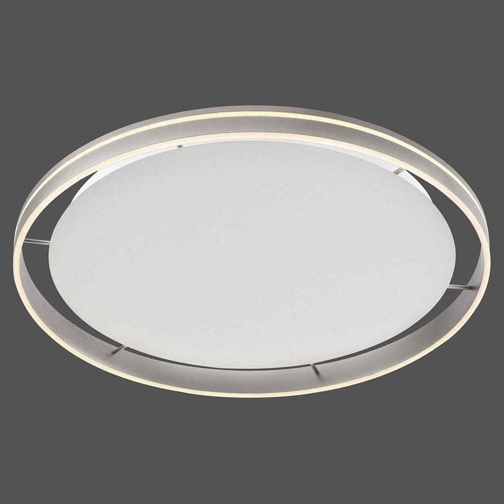 LED Deckenlampe Q-Vito Ø79cm CCT Stahl thumbnail 5