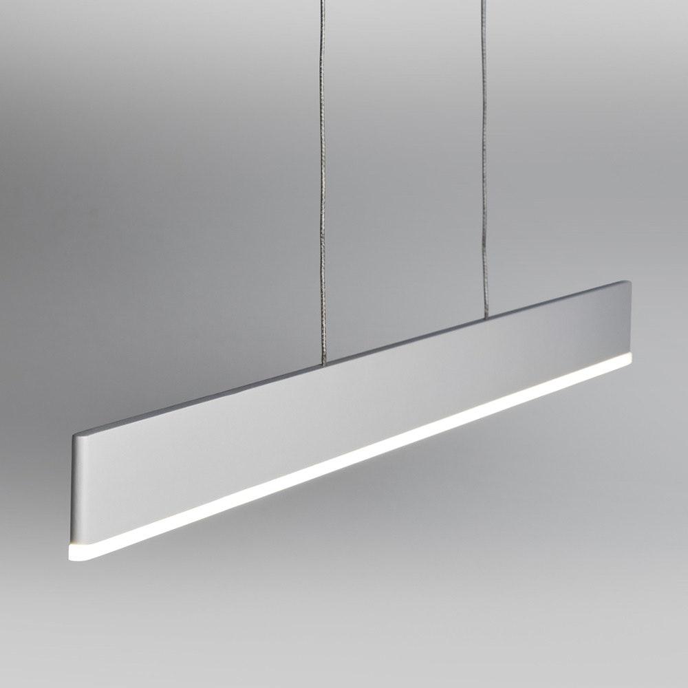 Licht-Trend LED Hängeleuchte Slim L dimmbar 3400lm Weiß 2
