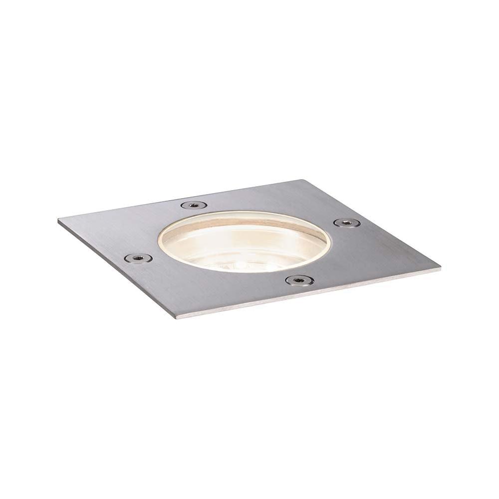 LED Plug & Shine Bodeneinbaulampe eckig IP65 3000K 2
