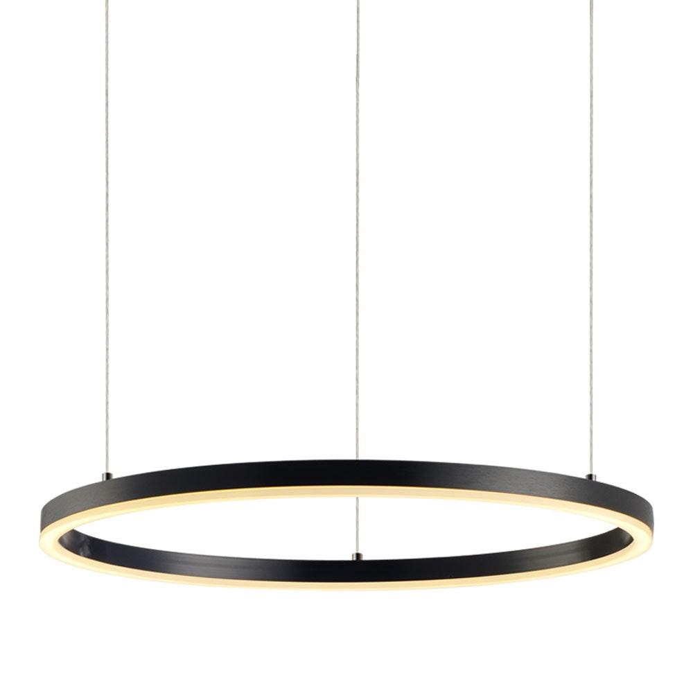 s.LUCE Ring 100 LED Hängelampe 5m Abhängung 9