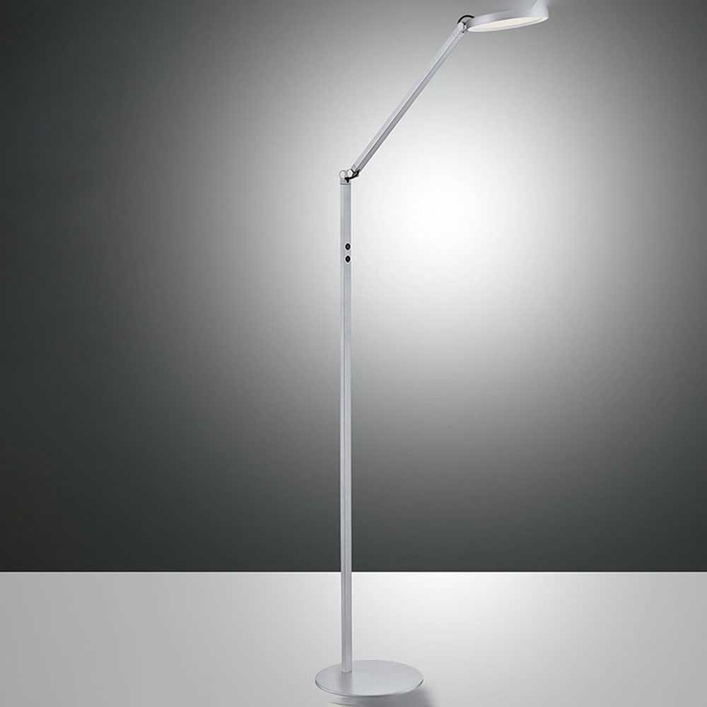 Fabas Luce LED Stehleuchte Regina Metall 1