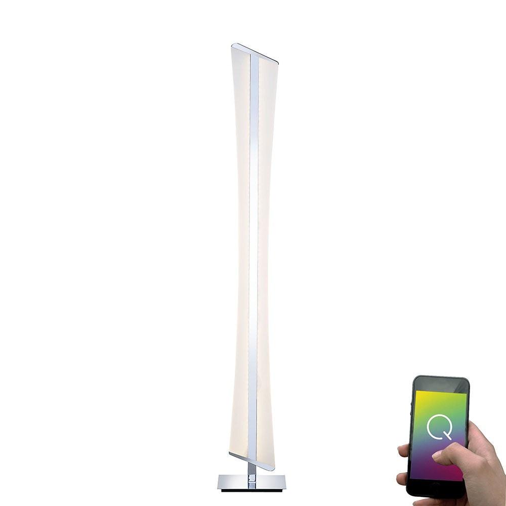LED Stehleuchte Q-Riller RGBW 2