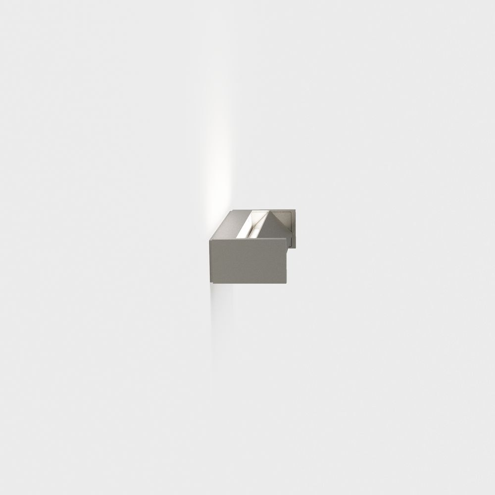 IP44.de LED-Außenwandleuchte Slat One IP65 15