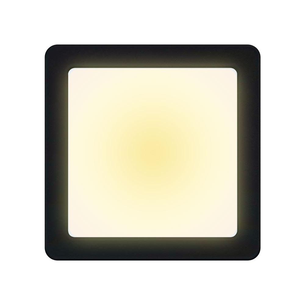 LED-Panel Einbau 1200 Lumen 16,5cm eckig thumbnail 3