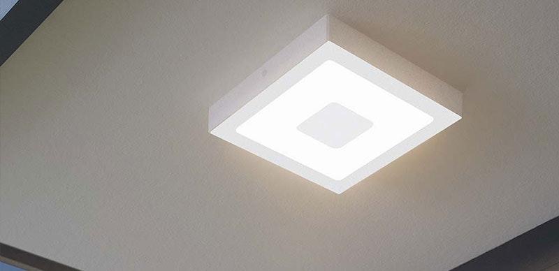 LED-Deckenlampen Außen