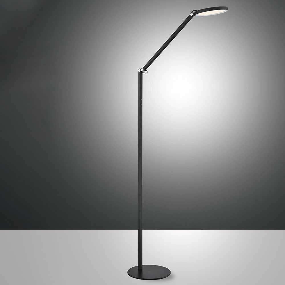 Fabas Luce LED Stehleuchte Regina Metall 3