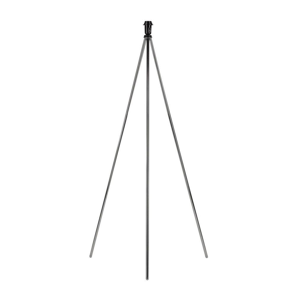 SLV Fenda E27 Stehleuchte (ohne Schirm) Chrom