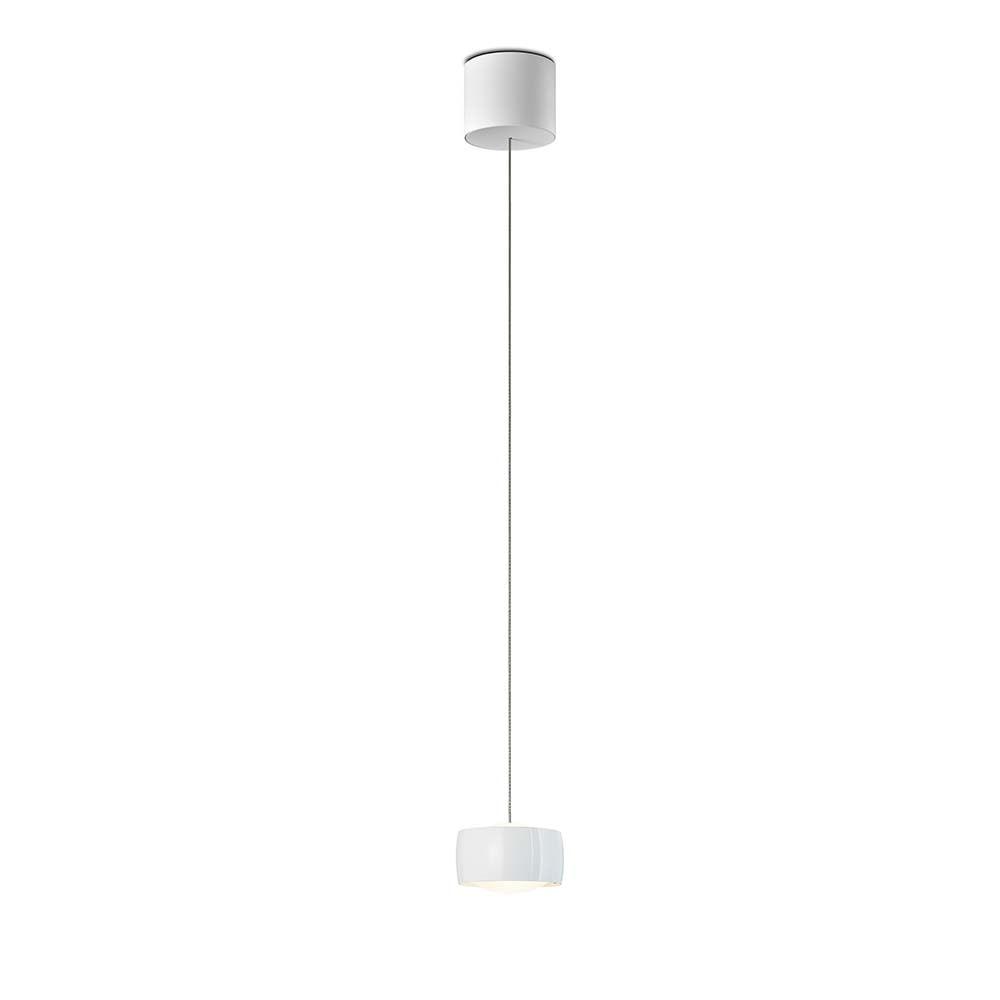 Oligo LED Pendellampe Grace mit Gestensteuerung Alu-Gebürstet 2