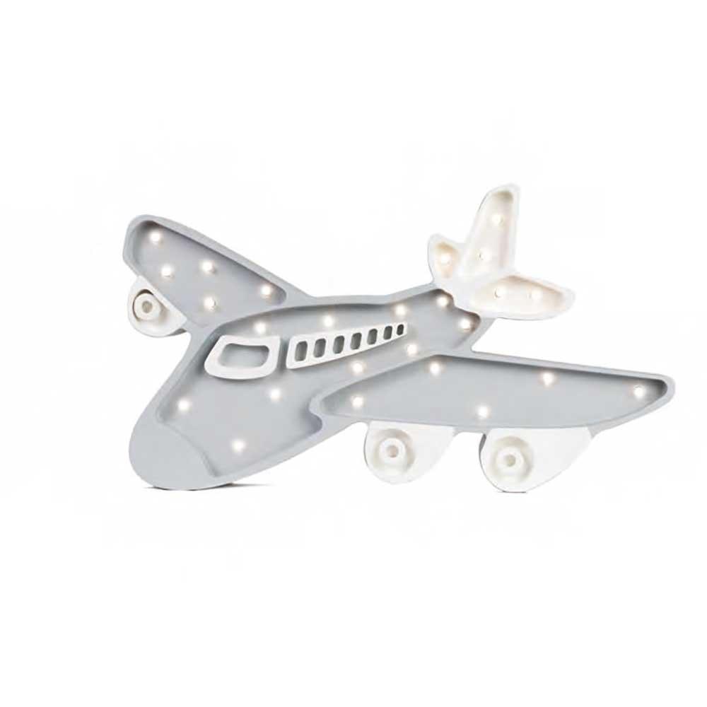 Little Lights Kinder-Wandleuchte Flugzeug  3
