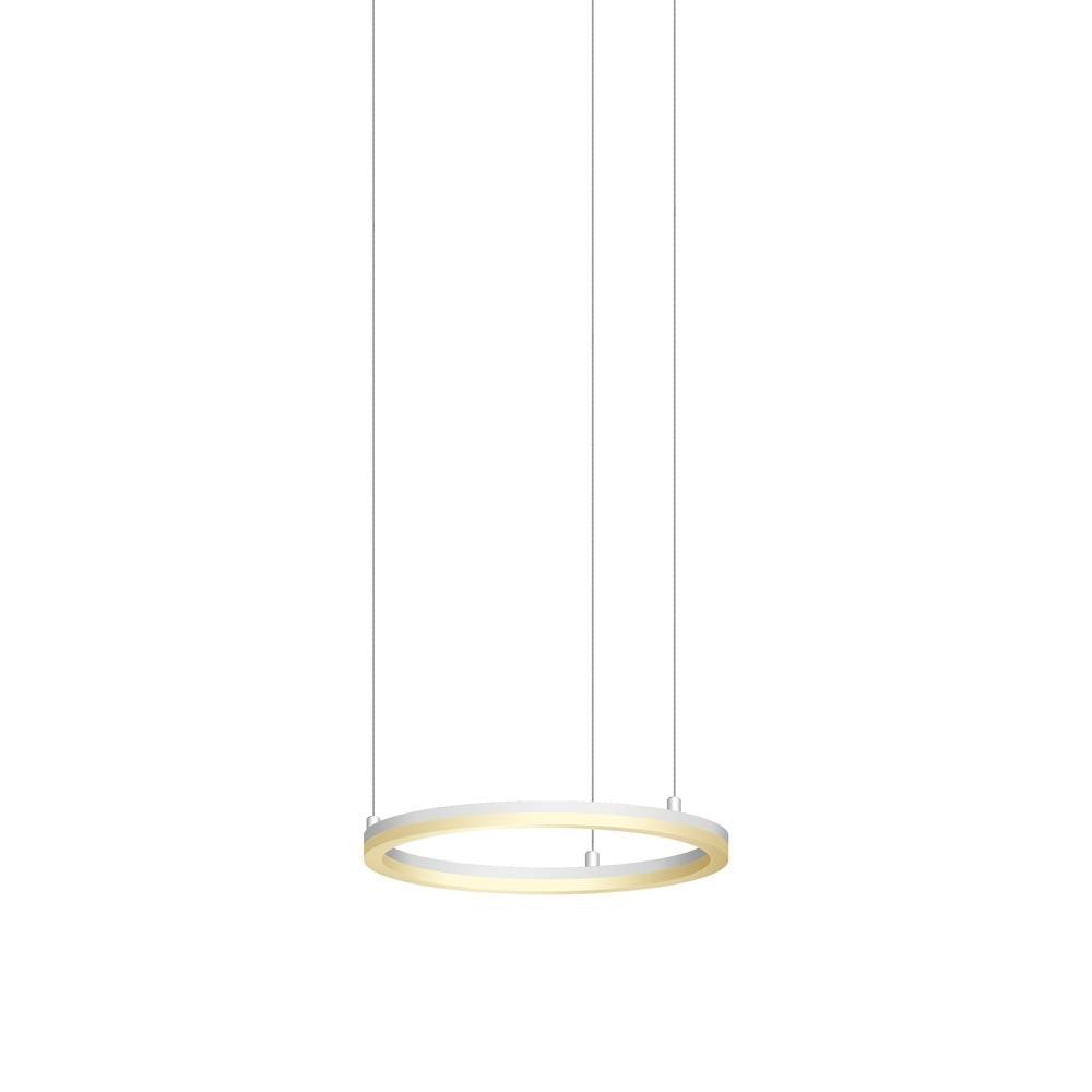 s.LUCE Ring 40 LED-Hängelampe 5m Abhängung 11