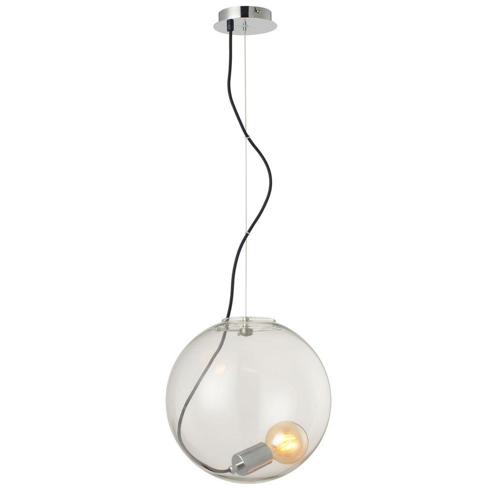 s.LUCE pro Sphere Galerieleuchte Glaskugel 5m Abhängung 1