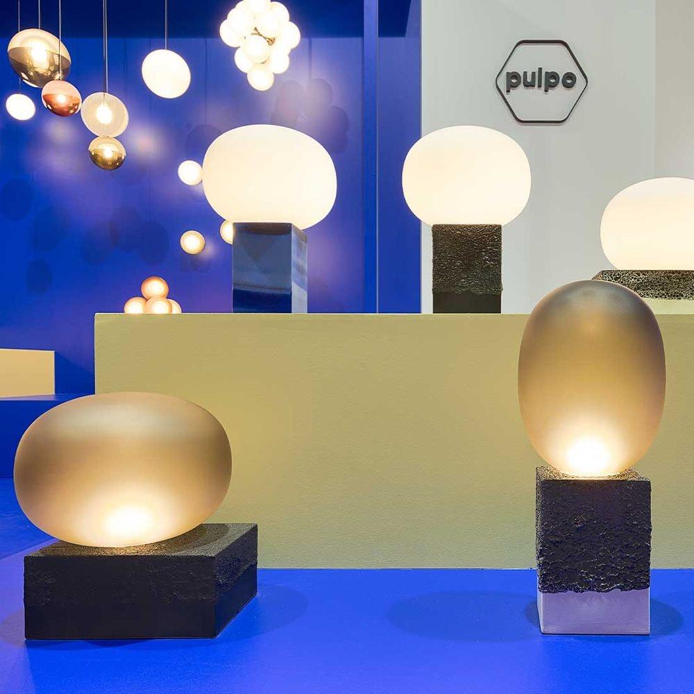 Pulpo LED Tischleuchte Magma One High Ø 30cm H 69cm 12