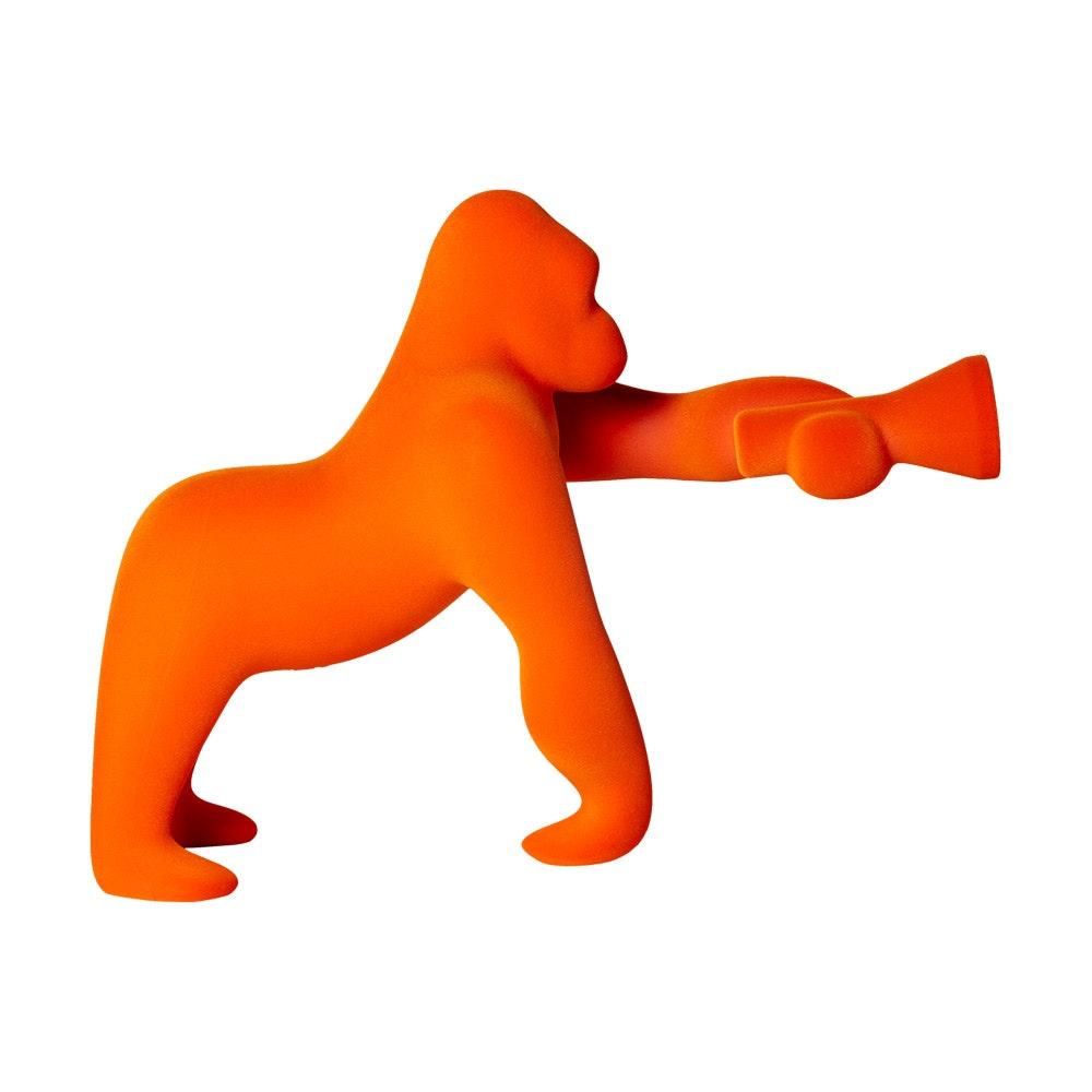 Qeeboo Kong XS Samt Tischlampe Gorilla 8