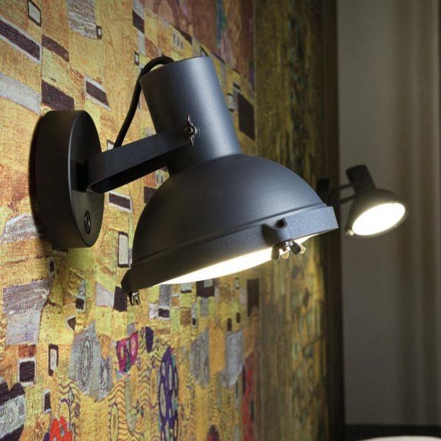 Nemo Projecteur 165 Wand- & Deckenlampe drehbar 2