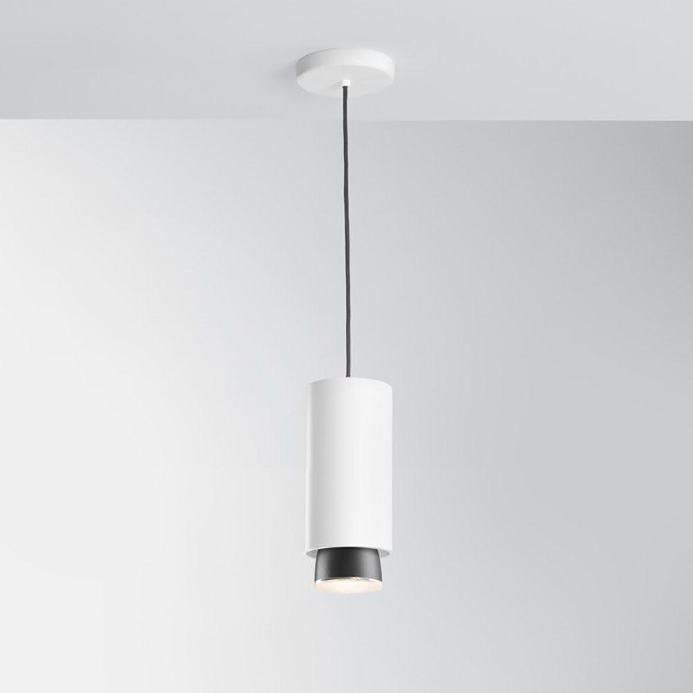 Fabbian Claque LED-Pendelleuchte Medium 20cm 3