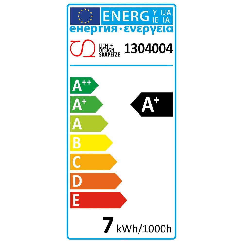 E27 LED-Leuchtmittel Warmweiß 560lm 7W zoom thumbnail 2