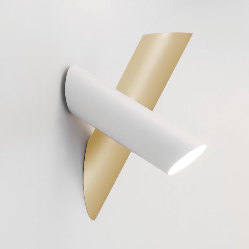 Nemo Tubes Large LED Wandlampe einstellbar 1