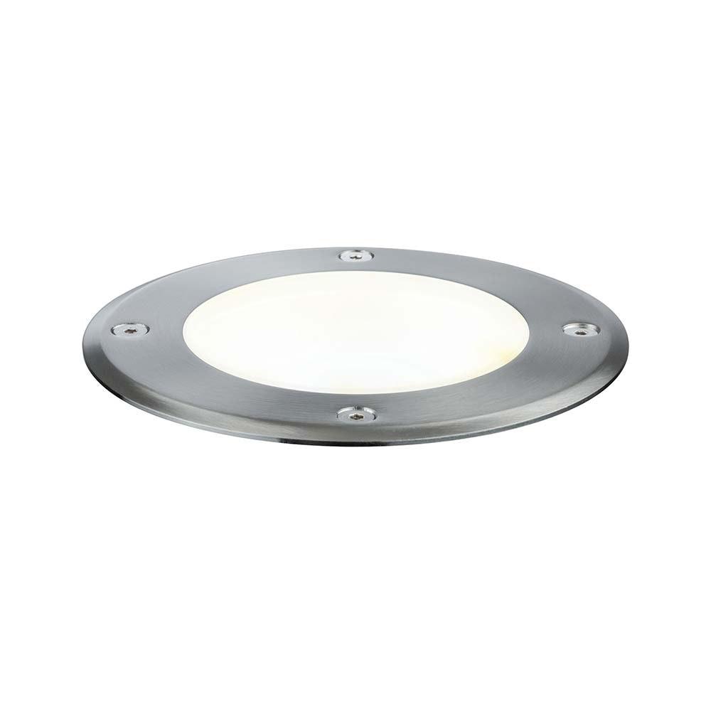 LED Plug & Shine Aussen-Einbauleuchte IP67 24V 609lm 3000K