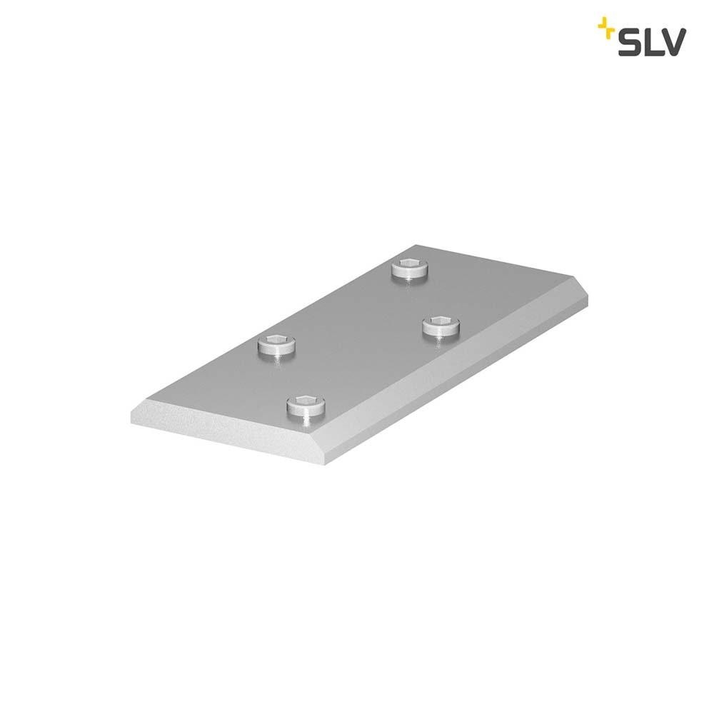 SLV H-Profil Verbinder Silber