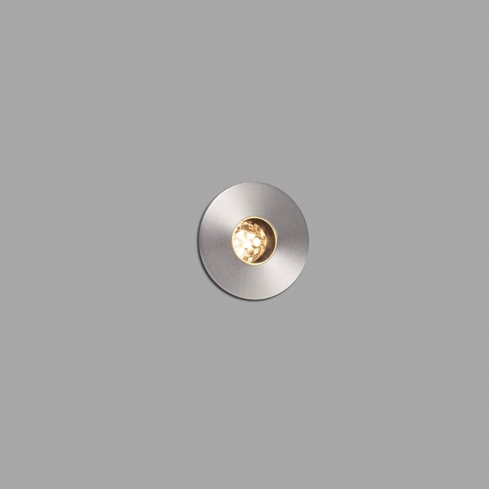 LED Einbaulampe GRUND 15° 3000K IP67 Edelstahl salzwasserfest