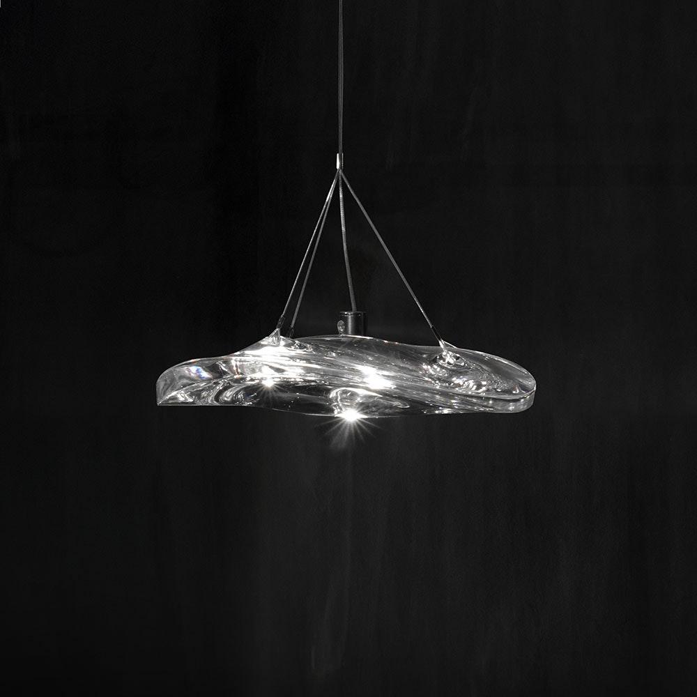 Terzani Manta LED Design-Pendelleuchte 1