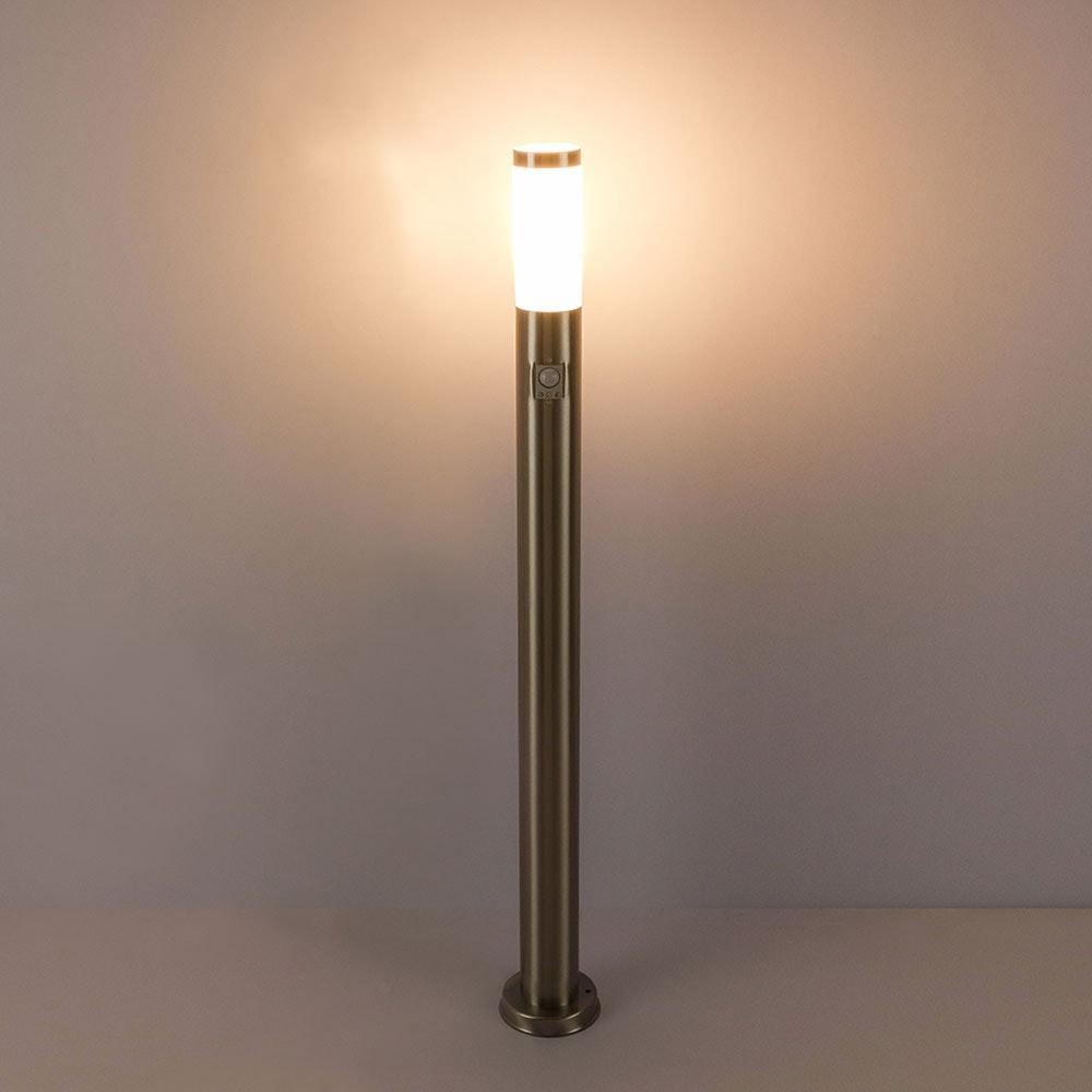 Boston Sockel Außenleuchte LED 810lm 2