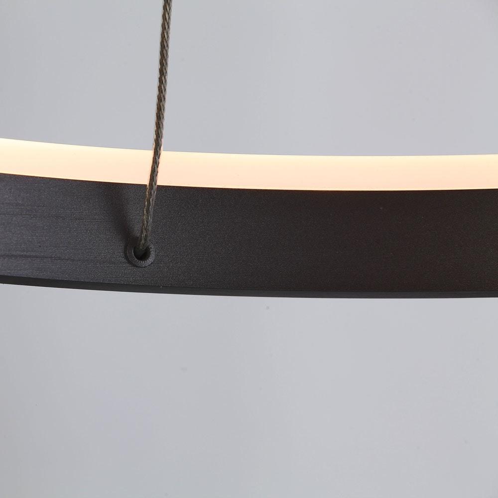 s.LUCE Ring 100 direkt oder indirekt LED-Hängelampe 7