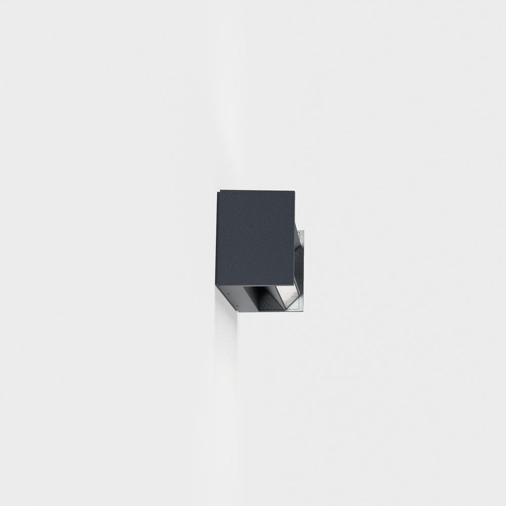 IP44.de LED-Außenwandleuchte Slat IP65 drehbar 8