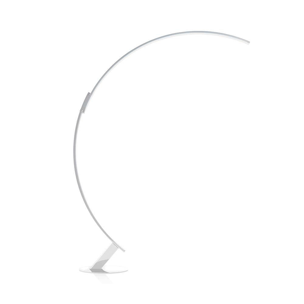 Kundalini LED Bogen-Stehlampe Kyudo Dimmbar 3