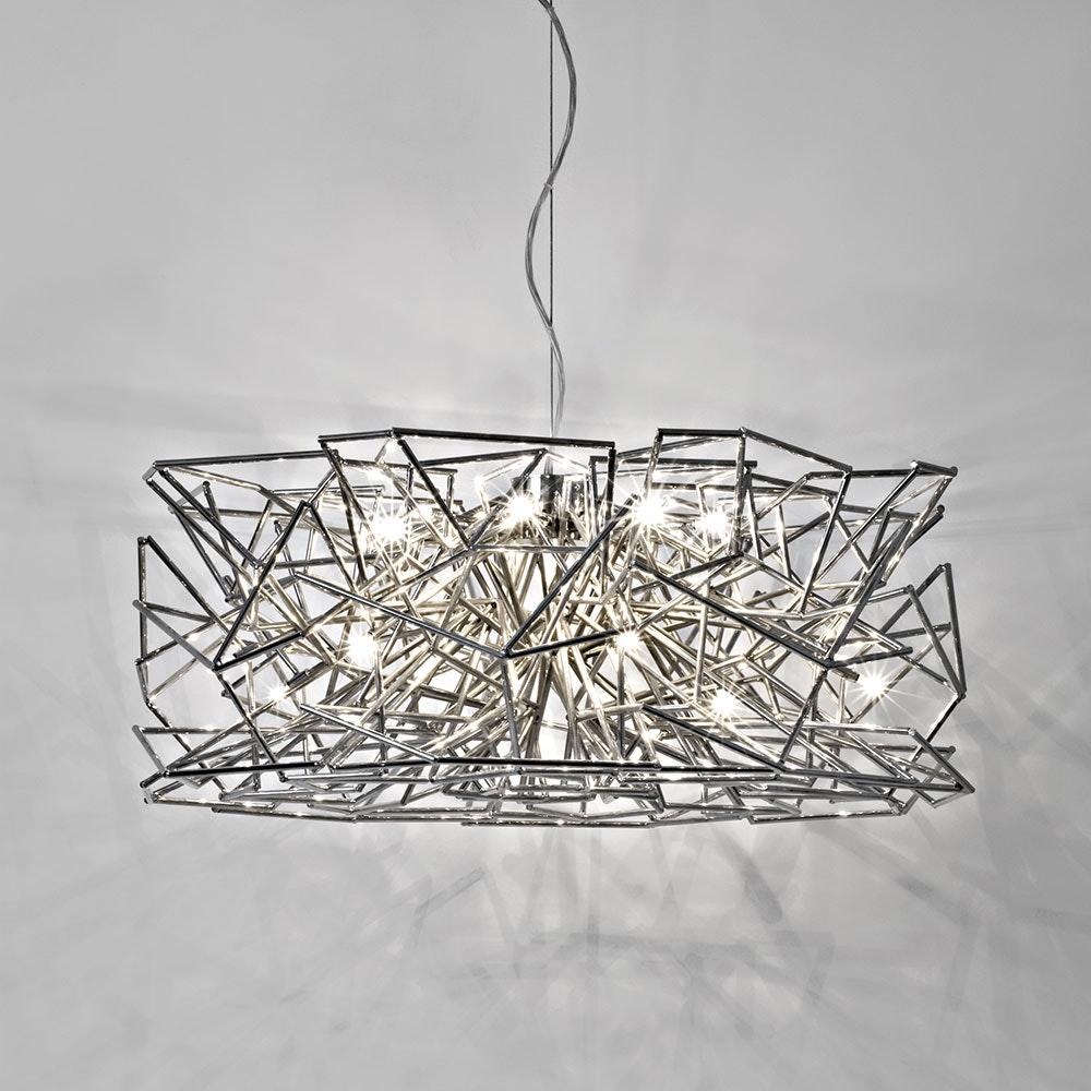 Terzani Etoile Design-Pendelleuchte Ø70cm