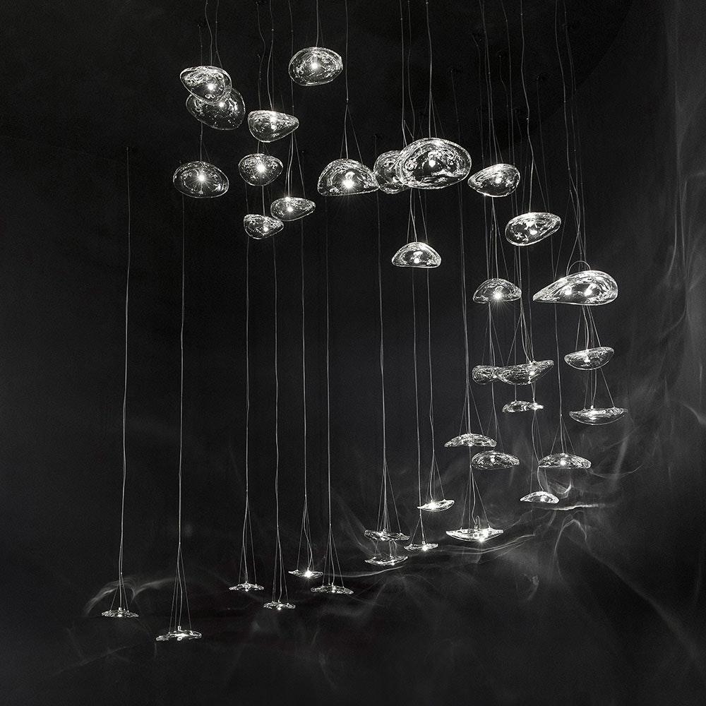Terzani Manta LED Design-Pendelleuchte