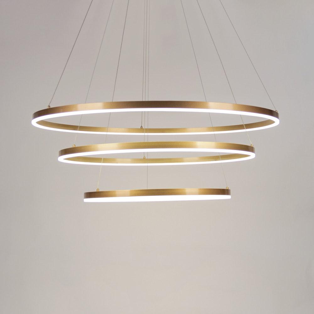 s.LUCE Ring Limited LED-Hängelampe Ø 60 80 100cm thumbnail 4