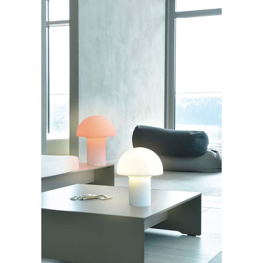 LED Tischleuchte Q-Lido RGBW 2