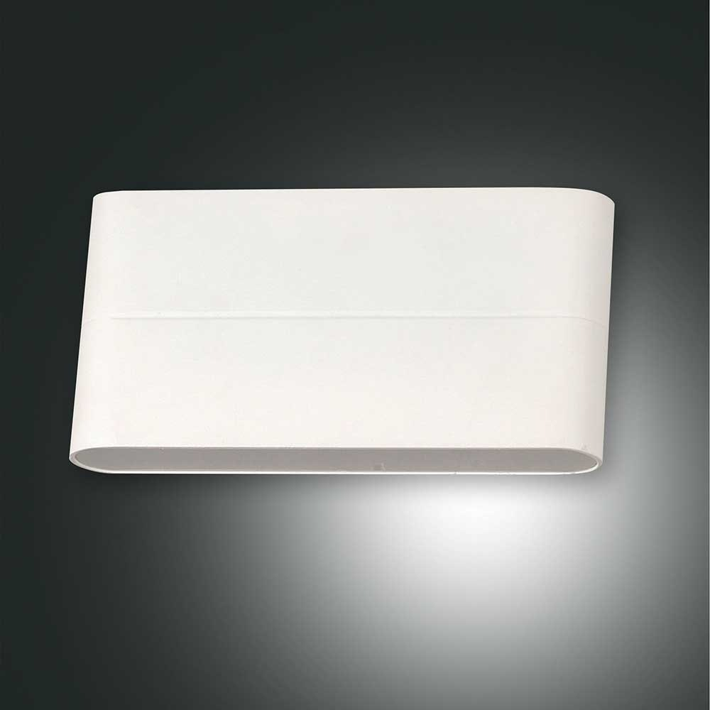 Fabas Luce Casper LED Wandleuchte 2-flammig IP54 2