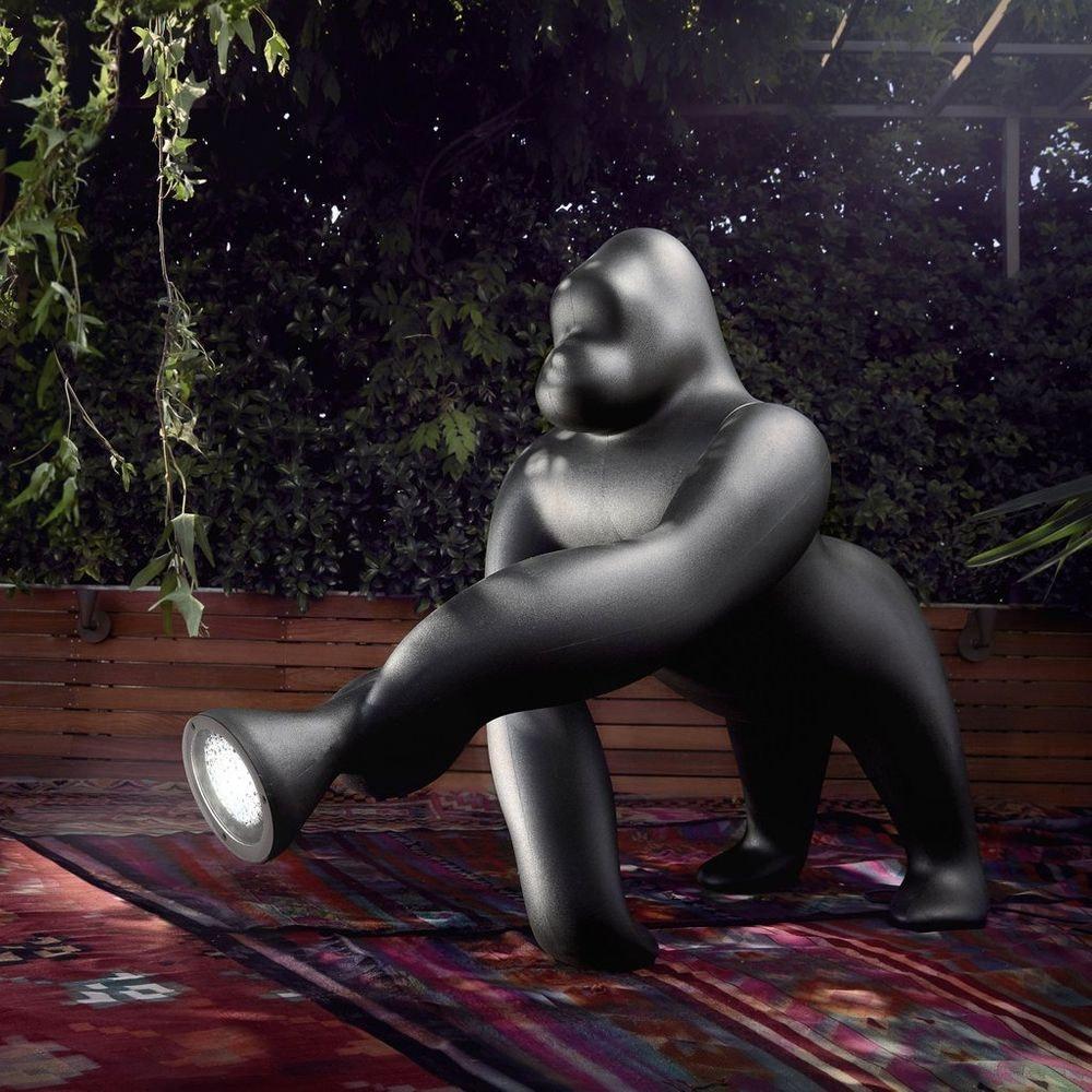 Qeeboo Kong XS Tischlampe Gorilla 4