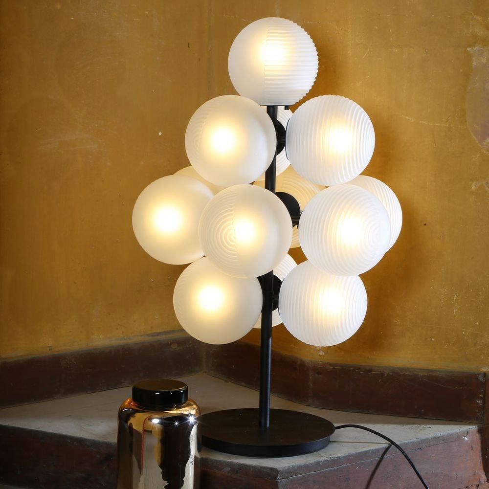 Pulpo LED Tischlampe Stellar Grape Small 13-flammig thumbnail 3