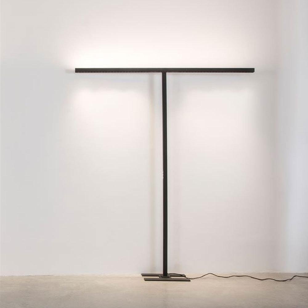 Nova Luce Gal Büro Arbeitsplatzleuchte Stehleuchte LED dimmbar 4