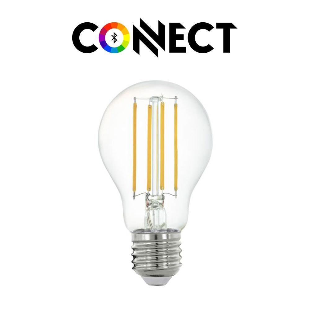 Connect E27 LED Leuchtmittel 806lm Warmweiß 1