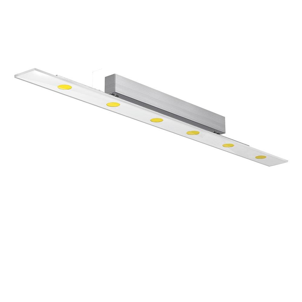 Sun LED Deckenleuchte 6 x 6,4W 2652lm 2700K