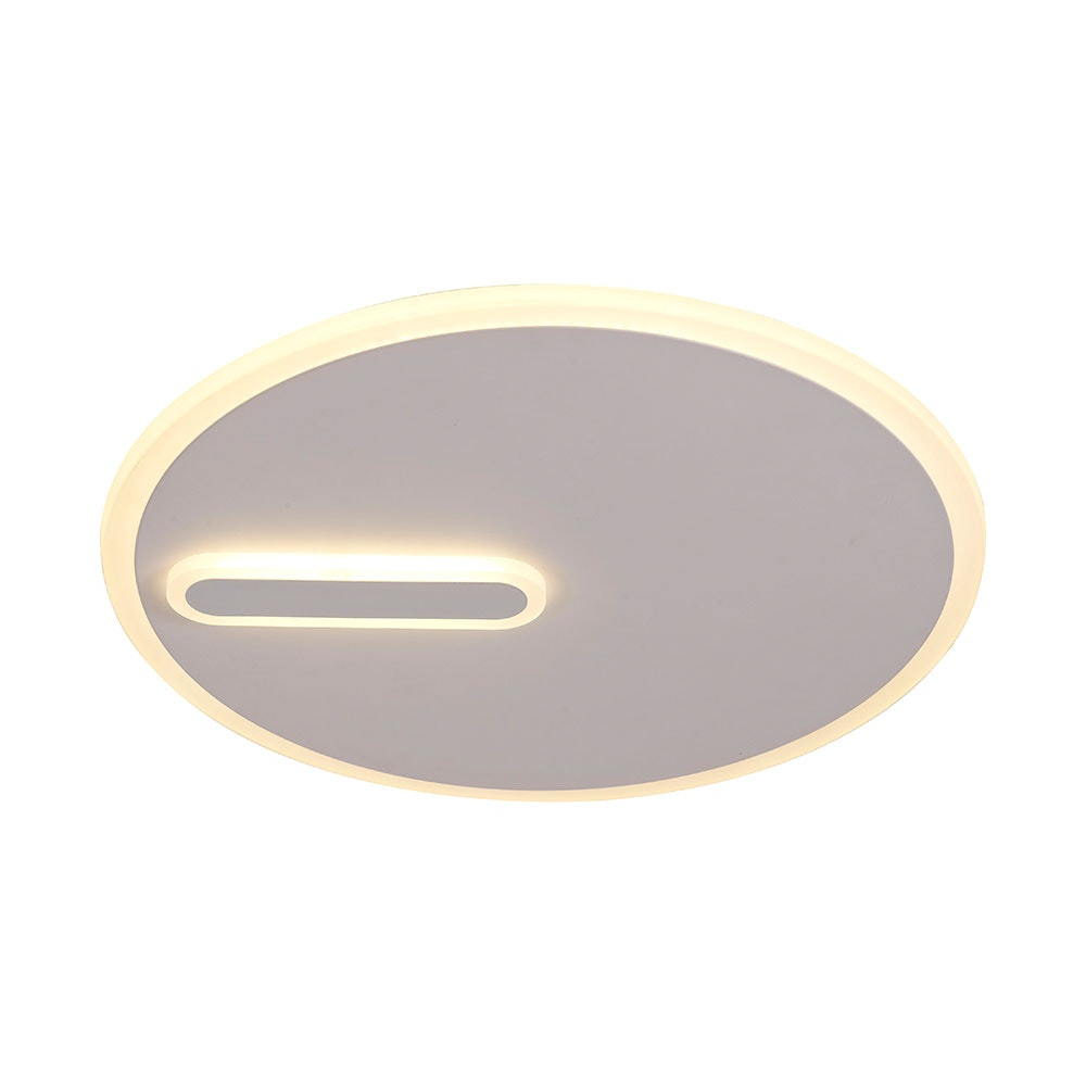 Mantra Clock LED Wand- & Deckenleuchte 1