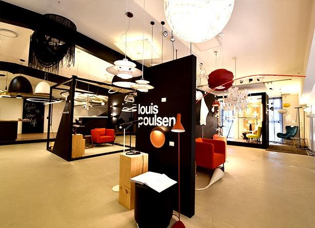 Louis Poulsen Shop
