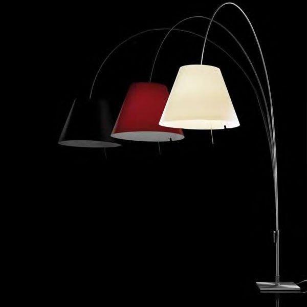 Luceplan Lady Costanza Bogenlampe mit Dimmer thumbnail 6