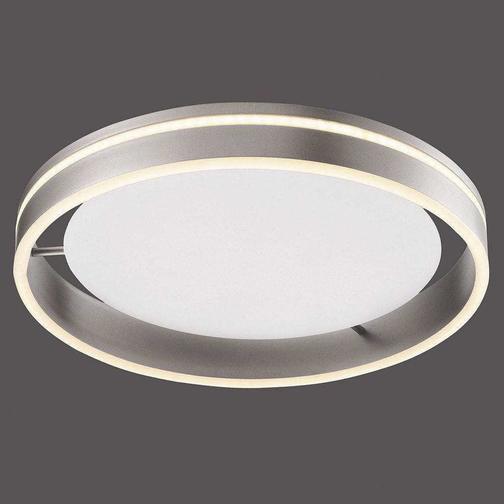 LED Deckenleuchte Q-Vito Ø 40cm CCT Stahl 2
